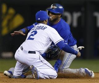 Jose Reyes, Alcides Escobar