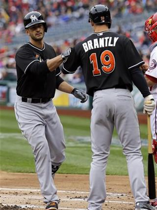 Justin Ruggiano, Rob Brantly
