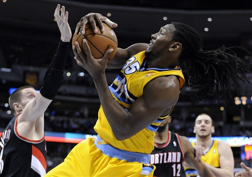 Luke Babbitt, Kenneth Faried