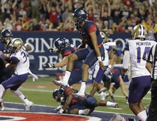 Washington Arizona Football