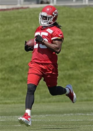 Jamaal Charles