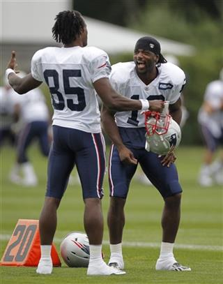 Brandon Lloyd, Donte' Stallworth