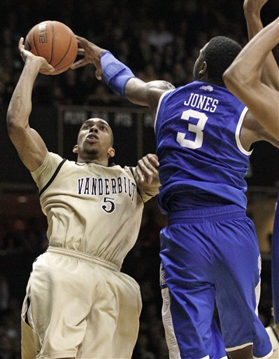 Terrence Jones, Lance Goulbourne