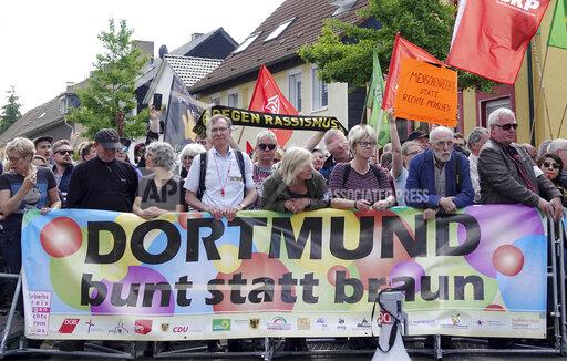 Demos in Dortmund