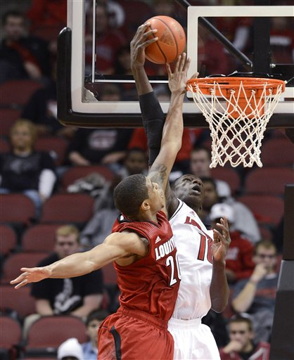Gorgui Dieng  Wayne Blackshear