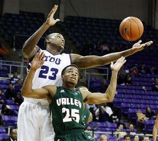 MVSU TCU Basketball