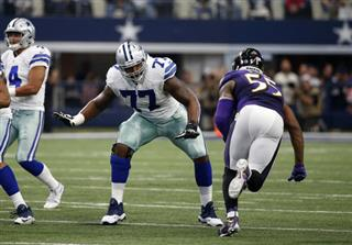 Tyron Smith, Terrell Suggs