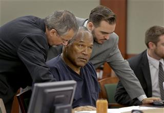 O.J. Simpson, Ozzie Fumo, Josh Barry