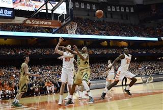 Notre  Dame Syracuse Basketball