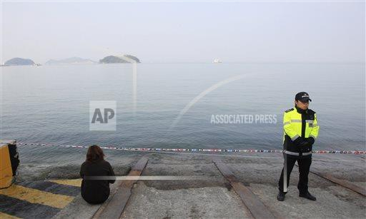 South Korea Ship Sinking
