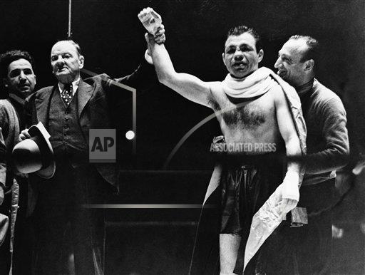 Watchf Associated Press   New York United States APHS62303  Tony Canzoneri    welterweight