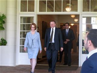 Julia Gillard, Anthony Albanese