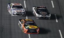 Jimmie Johnson, Kevin Harvick, Martin Truex Jr.