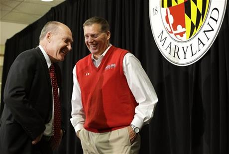 James Delany, Randy Edsall