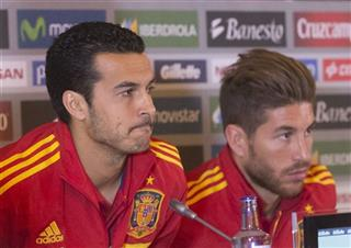 Pedro, Sergio Ramos