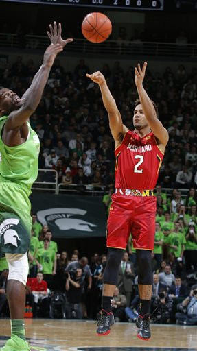 Melo Trimble, Eron Harris