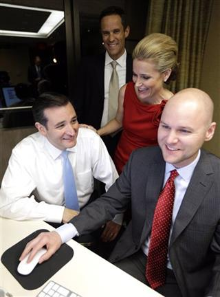 Ted Heidi Cruz, Scott Nelson, Jasonb Johnson