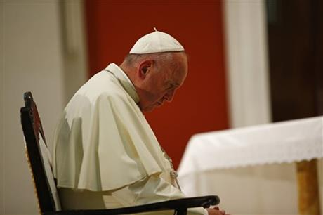 Pope Francis heads from Cuba to the U.S.