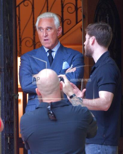 Roger Stone Found Guilty on All Counts