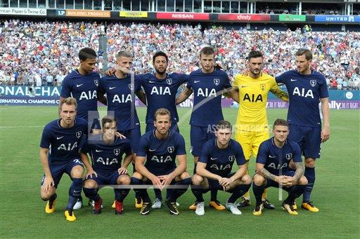 SPWIRE AP S SOC TN United States 281906 SOCCER: JUL 29 International Champions Cup - Tottenham Hotspur v Manchester City