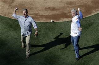 George Brett, Mike Schmidt