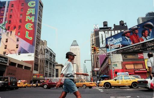 Associated Press Domestic News New York United States TOBACCO CRACKDOWN