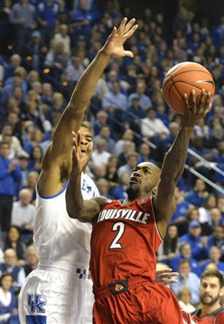 Aaron Harrison, Russ Smith