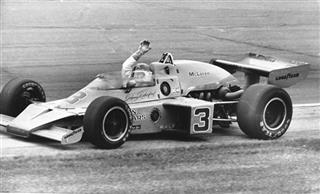 Indy 500 1974 Countdown Race 58 Auto Racing