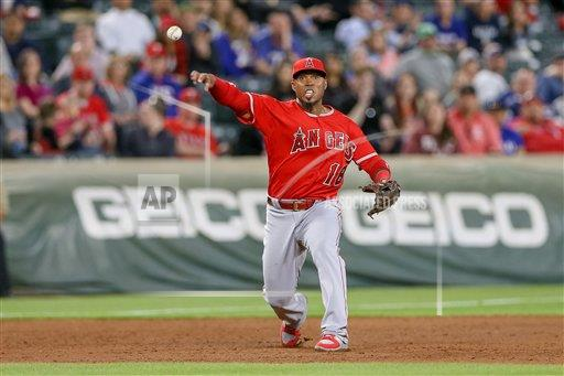 SPWIRE AP S BBA TX United States 301725 MLB: APR 09 Angels at Rangers