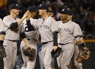 Lyle Overbay, Brennan Boesch, Robinson Cano
