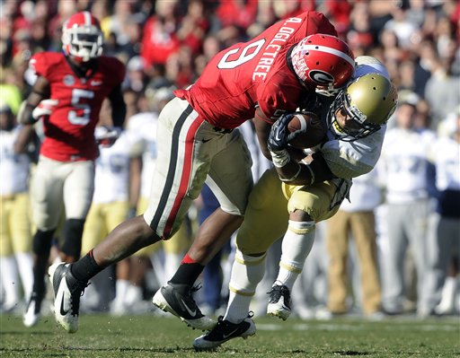 Alec Ogletree, Synjyn Days