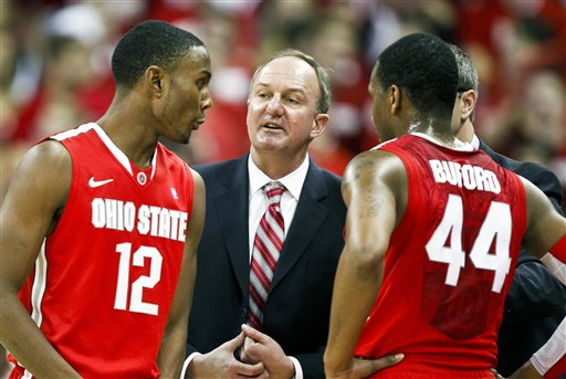 Thad Matta, Sam Thompson, William Buford