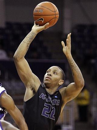 Kansas St TCU Basketball