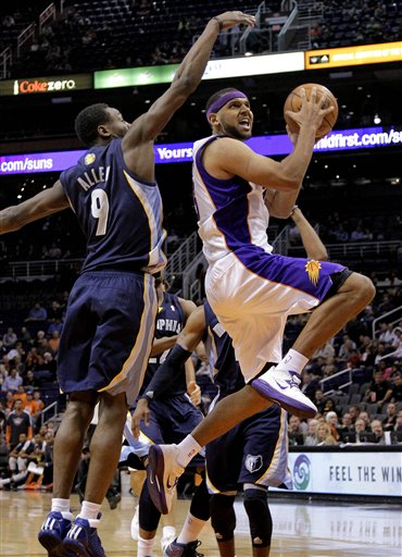 Jared Dudley, Tony Allen