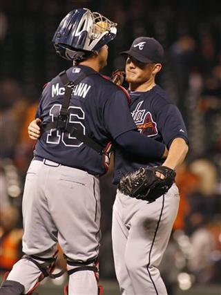 Brian McCann, Craig Kimbrel