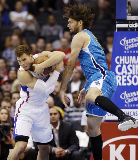 Blake Griffin, Robin Lopez