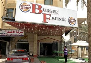 Mideast Iraq Fast Food Fad