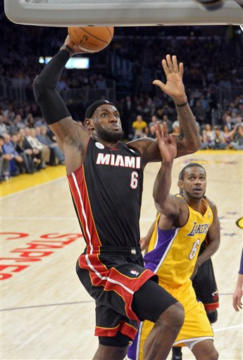LeBron James, Dwight Howard