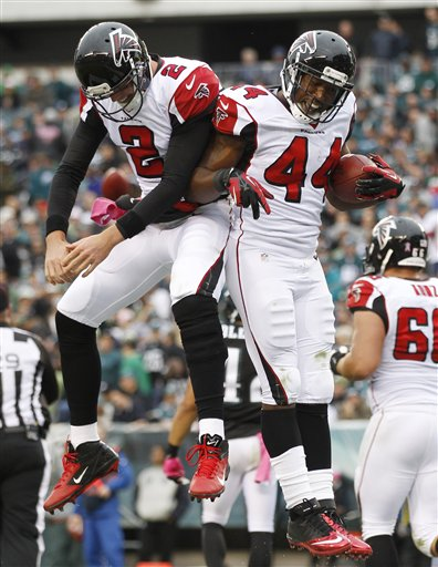 Matt Ryan, Jason Snelling