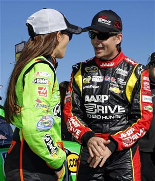 Dancia Patrick, Jeff Gordon