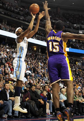 Corey Brewer, Metta World Peace