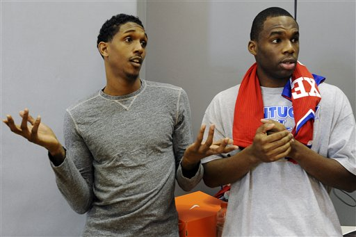 Lou Williams, Jodie Meeks