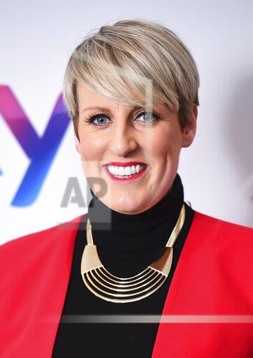Steph McGovern pays tribute to colleagues