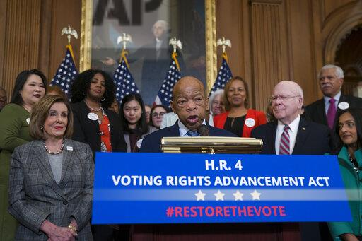 Congress Voting Rights