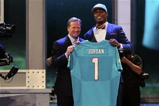 Dion Jordan, Roger Goodell