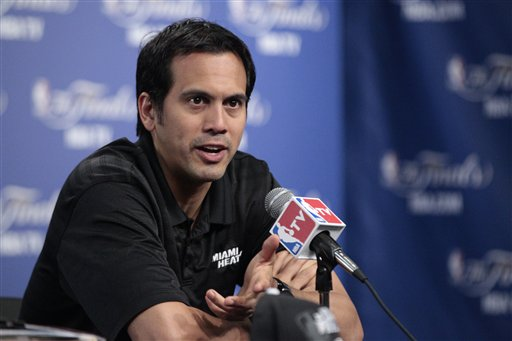 Erik Spoelstra