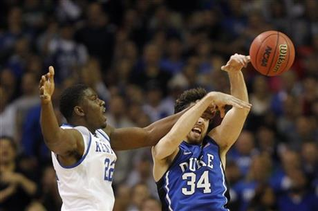 Alex Poythress, Ryan Kelly