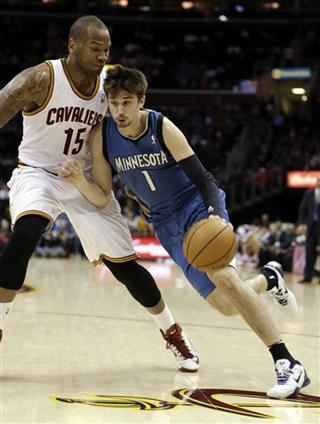 Alexey Shved, Marreese Speights