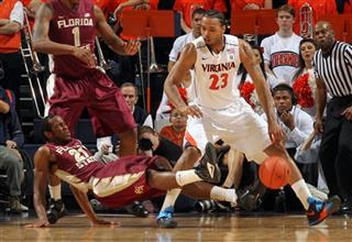 Florida St Virginia Basketball