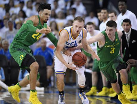 Bryce Alford, Dillon Brooks, Payton Pritchard